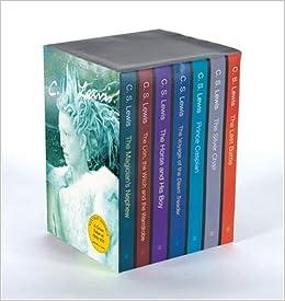Amazoncom The Chronicles of Narnia Box Set 17 adult