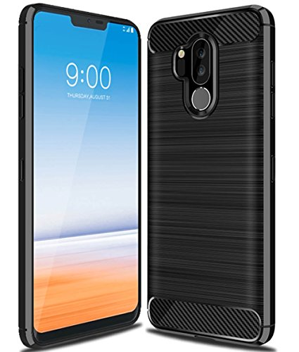 LG G7 Case, LG G7 ThinQ Case, Ucc Frosted Shield...
