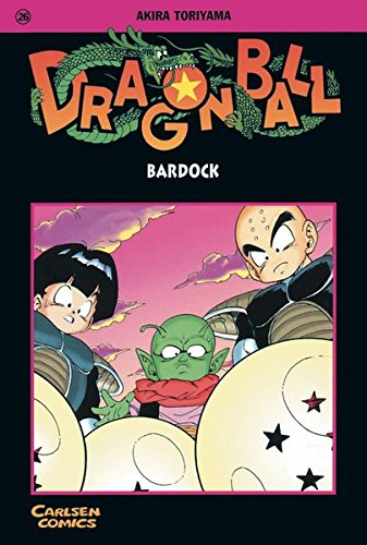 Dragon Ball, Bd.26, Bardock