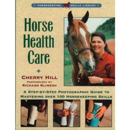 Horse Health Care by Storey Books