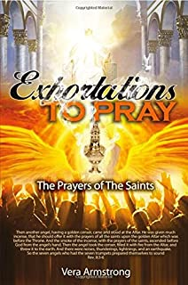 Book Cover: Exhortations to Pray