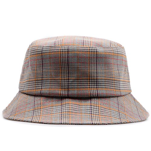 GP Accessories Trends Fashion Bucket Hat Large Plaid Brown