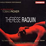 Therese Raquin: Opera in 2 Acts (World Premiere Performance)