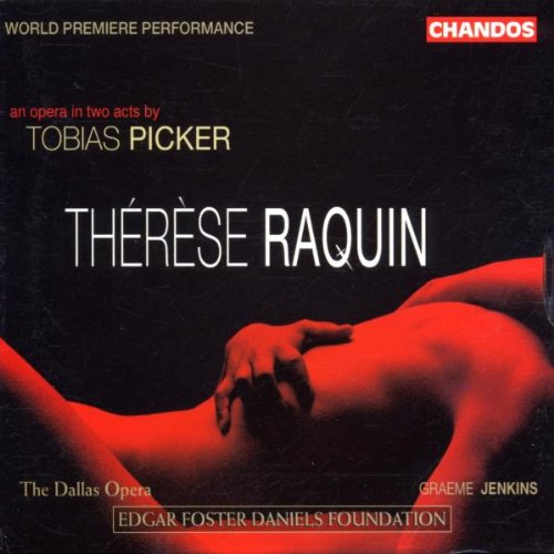 Therese Raquin: Opera in 2 Acts (World Premiere Performance) by The Game