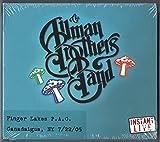 Allman Brothers Band INSTANT LIVE Box Set Red Rocks Ampitheatre (Morrison, Co. 9/18/05)