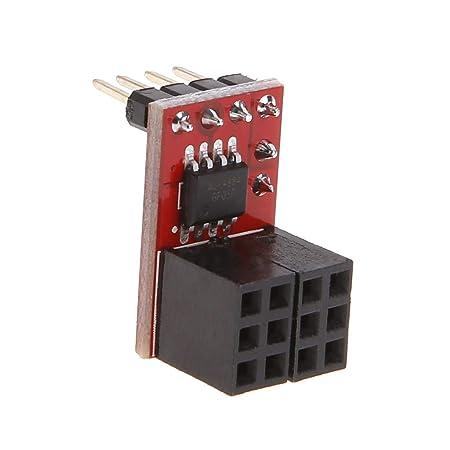 Kalttoy - Extensor de ventilador de impresora 3D 2PWM 20V módulo ...