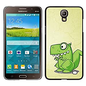 Impact Case Cover with Art Pattern Designs FOR Samsung Galaxy Mega 2 Cute Funny T-Rex Dinosaur Betty shop
