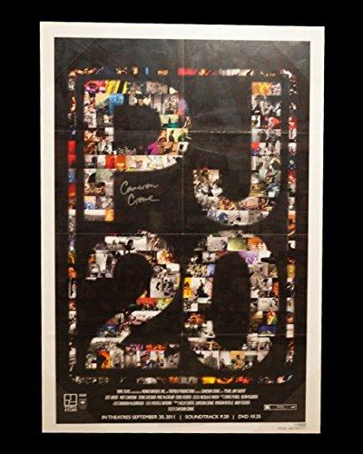 Buy pearl jam pj20 poster