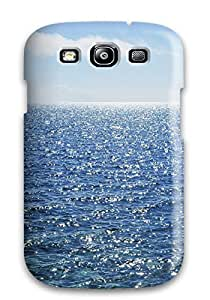 Cute Appearance Cover/tpu Scenery Case For Galaxy S3