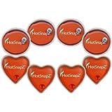 Hand Warmers - HotSnapZ Reusable Round & Heart Warmers