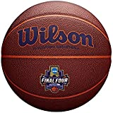 Wilson Sporting Goods NCAA Women's Final Four Mini Autograph Basketball, Multi