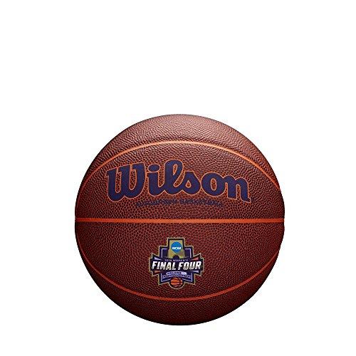- Wilson Sporting Goods NCAA Women's Final Four Mini Autograph Basketball, Multi