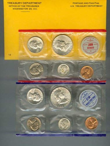 1961 US Mint Set