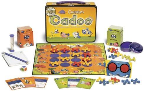 Cranium Cadoo Lunchbox Tin Edition by Cranium: Amazon.es: Juguetes y juegos