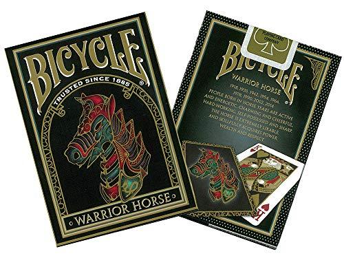 Bicycle Warrior Horse Deck