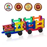 Playmags 2 Piece Car Set: with Stronger