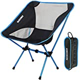 MARCHWAY Ultralight Folding Camping Chair