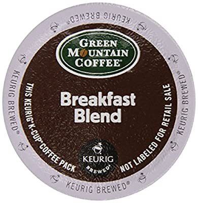 Keurig Green Mountain Coffee K-Cup Packs from Keurig