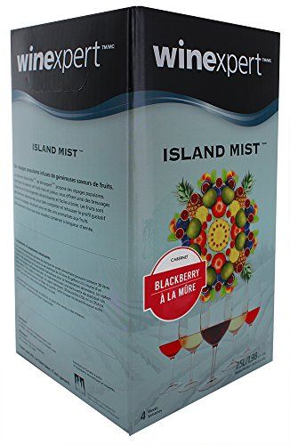 Blackberry Cabernet (Island Mist) Ingredient Kit by Home Brew Ohio