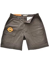Men's Comfort Hiking Cargo Shorts, Olive