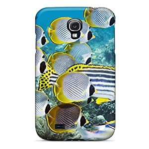 Eyepatch Butterflyfish Bali Indonesia Case Compatible With Galaxy S4/ Hot Protection Case