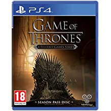 Telltale Games Game Of Thrones - A Series: Season Pass Disc - Playstation 4