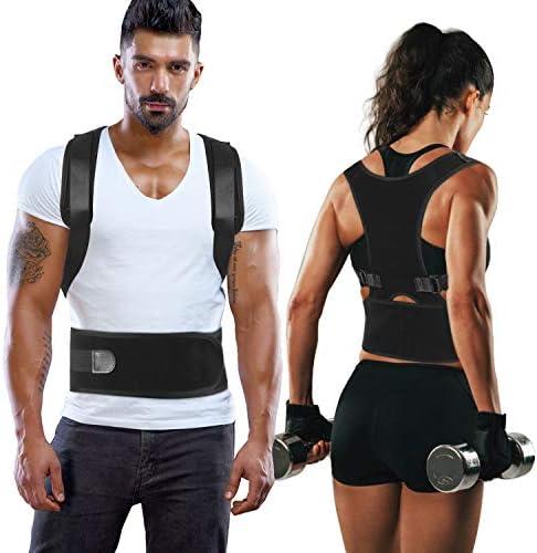 Back Brace Posture Corrector Shoulder