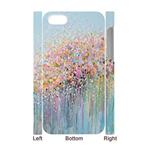 YAYADE Phone Case Of Painting Flower for iPhone 4/4S