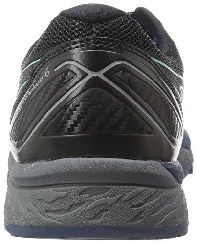 ASICS Women's Gel-Fujitrabuco 6 Running Shoe Insignia Blue/Black/Ice Green 2015 new outlet best seller nDB46I7
