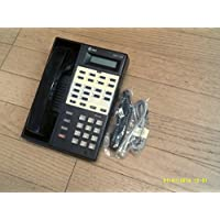 Avaya MLS 12D Telephone Black