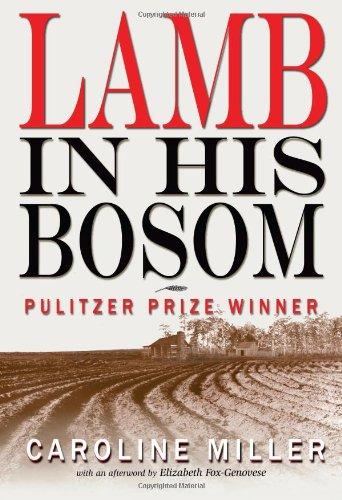 Image of Lamb in His Bosom