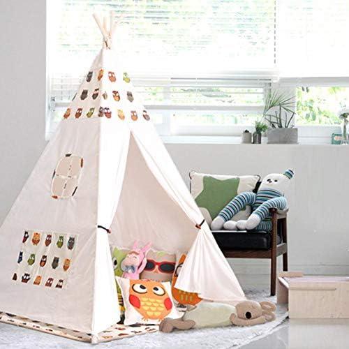 Carpa Infantil Tienda De Campaña Tipi India Carpa Sala De Juegos Casa Camping Tienda De Campaña para Niños Casa De Juguete