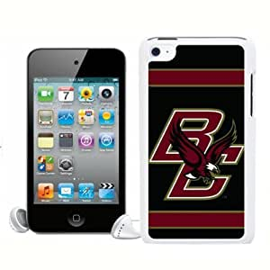 NCAA Boston College Eagles For Ipod Touch 4 Case Cover 2014 Style