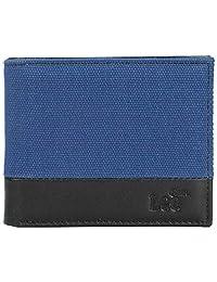 Lee 61501 funda de abonos de transporte, color Azul/Negro