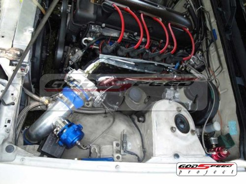 Godspeed Nissan 240sx Ka24 1995 1996 1997 1998 Radiator Full Aluminum Racing Style