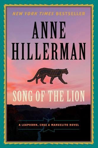 Song Lion Leaphorn Manuelito Novel product image