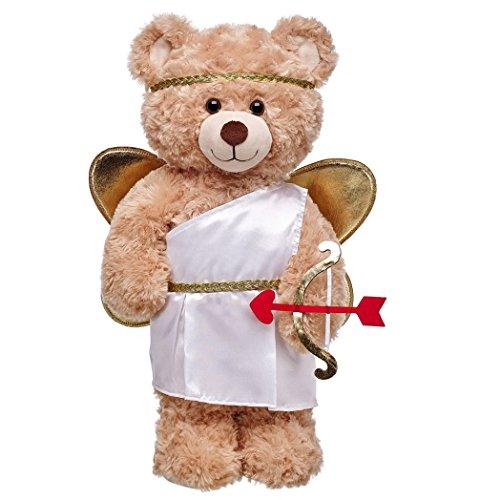 Cupid Bear (Build-a-Bear Workshop Cupid Costume Set 3 pc.)
