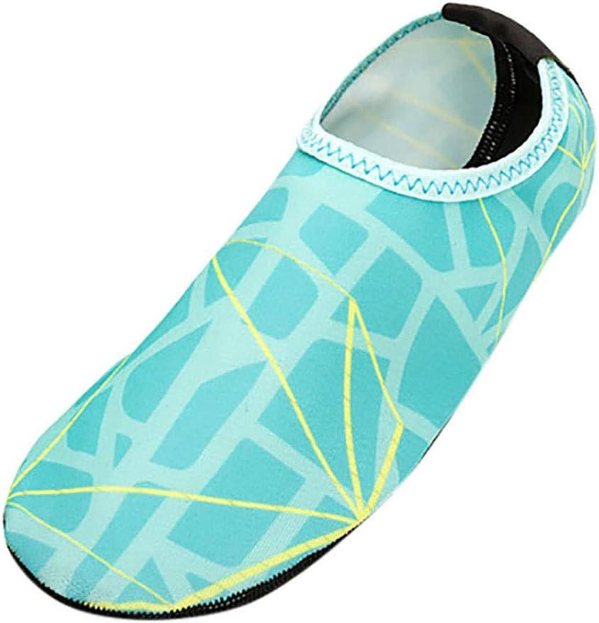 Zapatos De Agua, Zapatillas De Playa a Rayas para Hombres ...