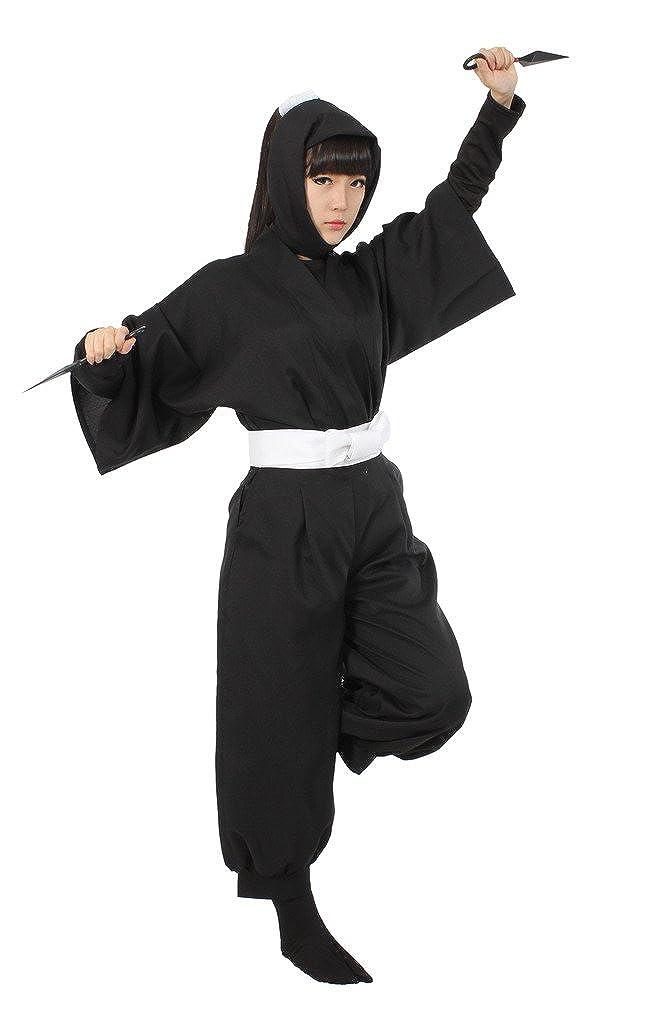 Amazon.com: MILICA BOOKS Japanese Cosplay Rakudai Ninja ...