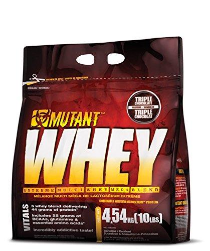 Mutant Whey 10lbs Chocolate by Mutant