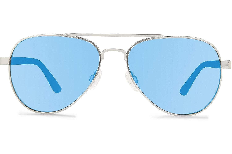 a0cdaca9ba Amazon.com  Revo Raconteur RE 1011 03 BL Polarized Aviator Sunglasses