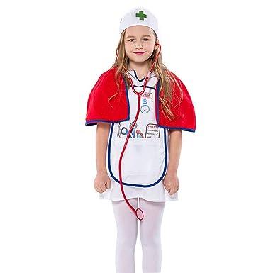 LSERVER-Disfraz para Niñas Traje de Disfraz para Navidad ...