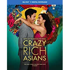 Crazy Rich Asians arrives on Digital Nov. 6 and on Blu-ray and DVD Nov. 20 from Warner Bros.