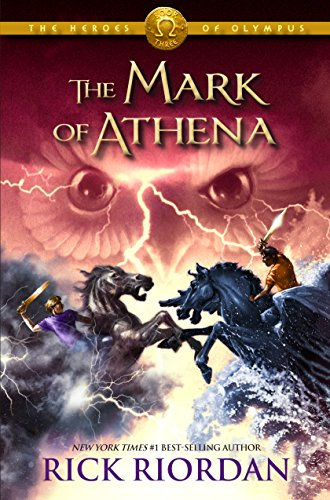 - The Mark of Athena (Heroes of Olympus, Bk 3) (The Heroes of Olympus)