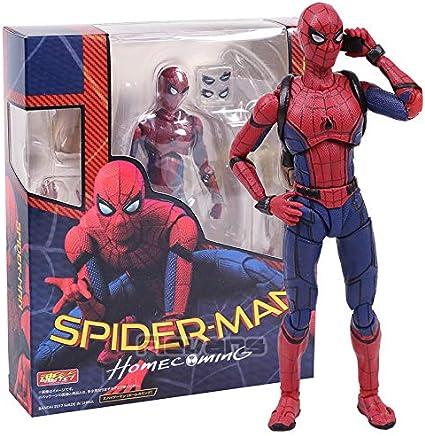 Amazon.com: Pitaya. S Spider Man Homecoming The PVC Figura ...