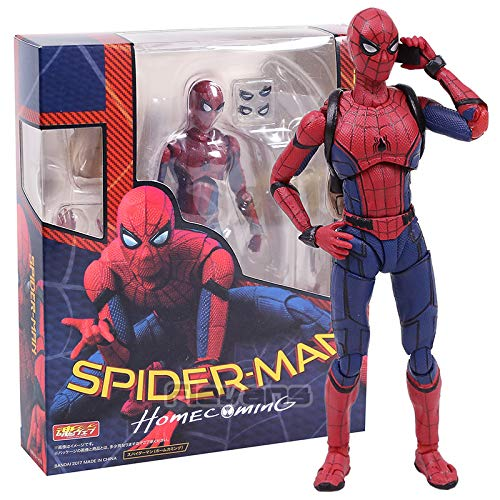 Pitaya. S Spider Man Homecoming The PVC Action Figure Collectible Model Toy 14Cm -Collectable Movies Comics Gamerverse Superheroes