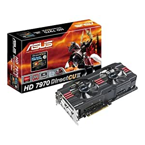 ASUS DirectCU II 28nm Graphics Card HD7970-DC2-3GD5