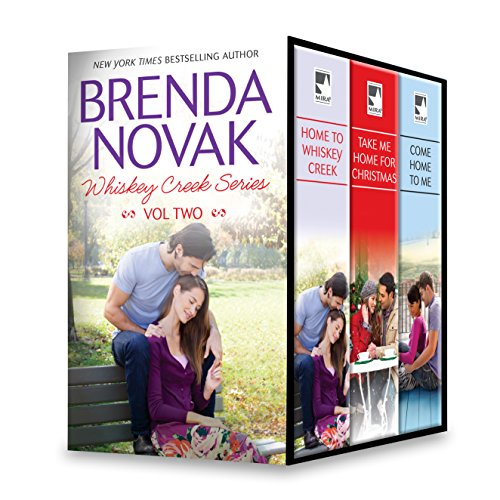 Brenda Novak Whiskey Creek Series Vol Two: An Anthology (Whiskey Creek Boxset Book 2)