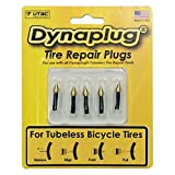 Dynaplug Bicycle Tubeless Tire Repair Plugs (Pointy Tip)