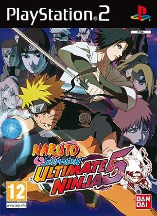 Naruto Shippuden:Ultimate Ninja 5: Amazon.es: Videojuegos